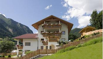 Appartments Alpenjuval
