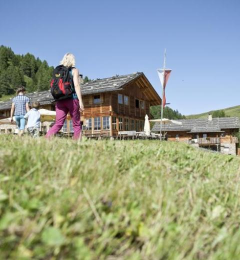 Family holiday in South Tyrol