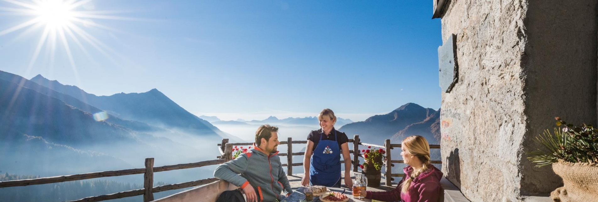 Lodges & Almen South Tyrol